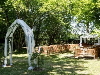 Mariages et salle de réceptions en Charente-Maritime - Château de Puyrigaud