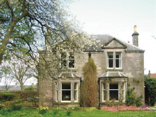 Front View of Kinkell House