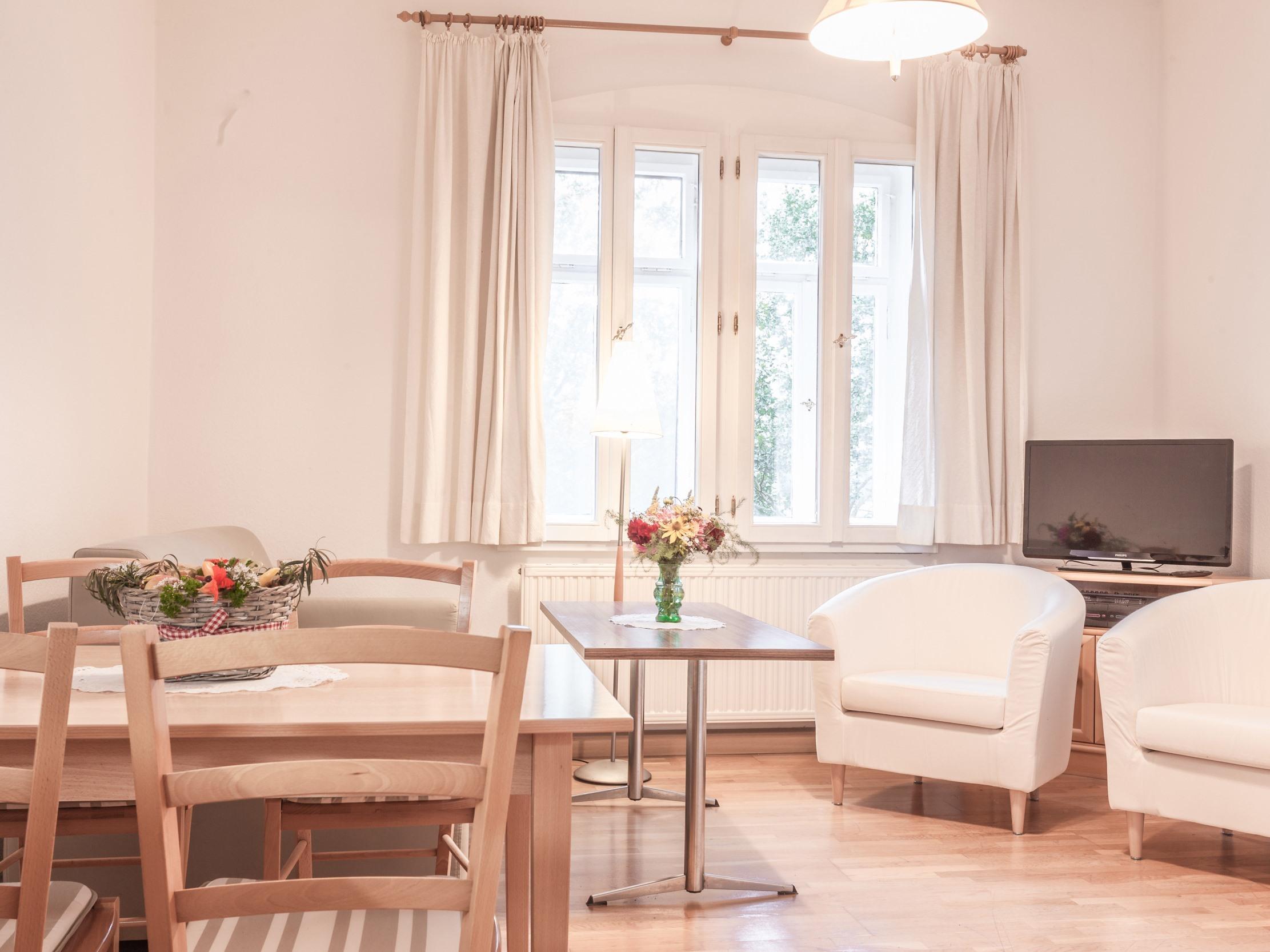 Apartment-Ensuite Dusche-App. 4 - OG - Standardpreis