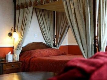 Double room-Ensuite-Four Poster - Principal