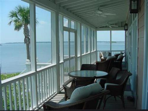 Our Cottages are 1,190 square feet plus another 385 square feet of private porch living
