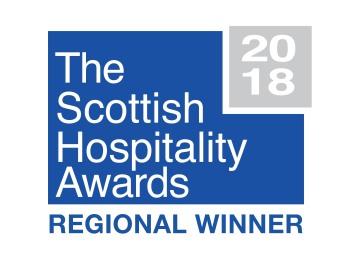 Regional Winner - Scottish B & B of the Year 2018