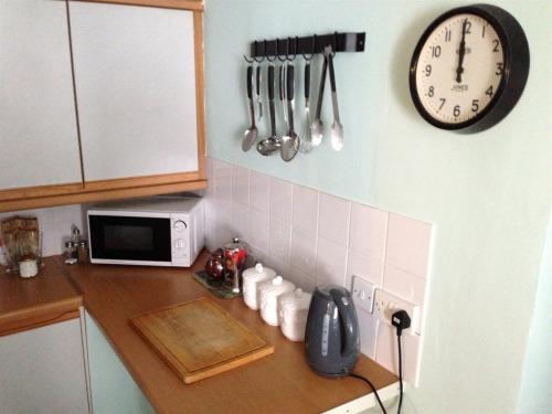 Kitchen at Blacksmiths Cottage