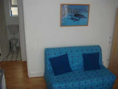 Living area - Flat 1