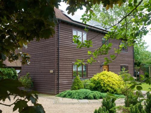 Barn accommodation wing.