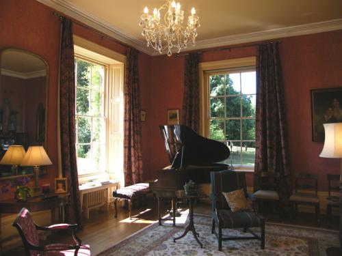 The Music Room Glebe House