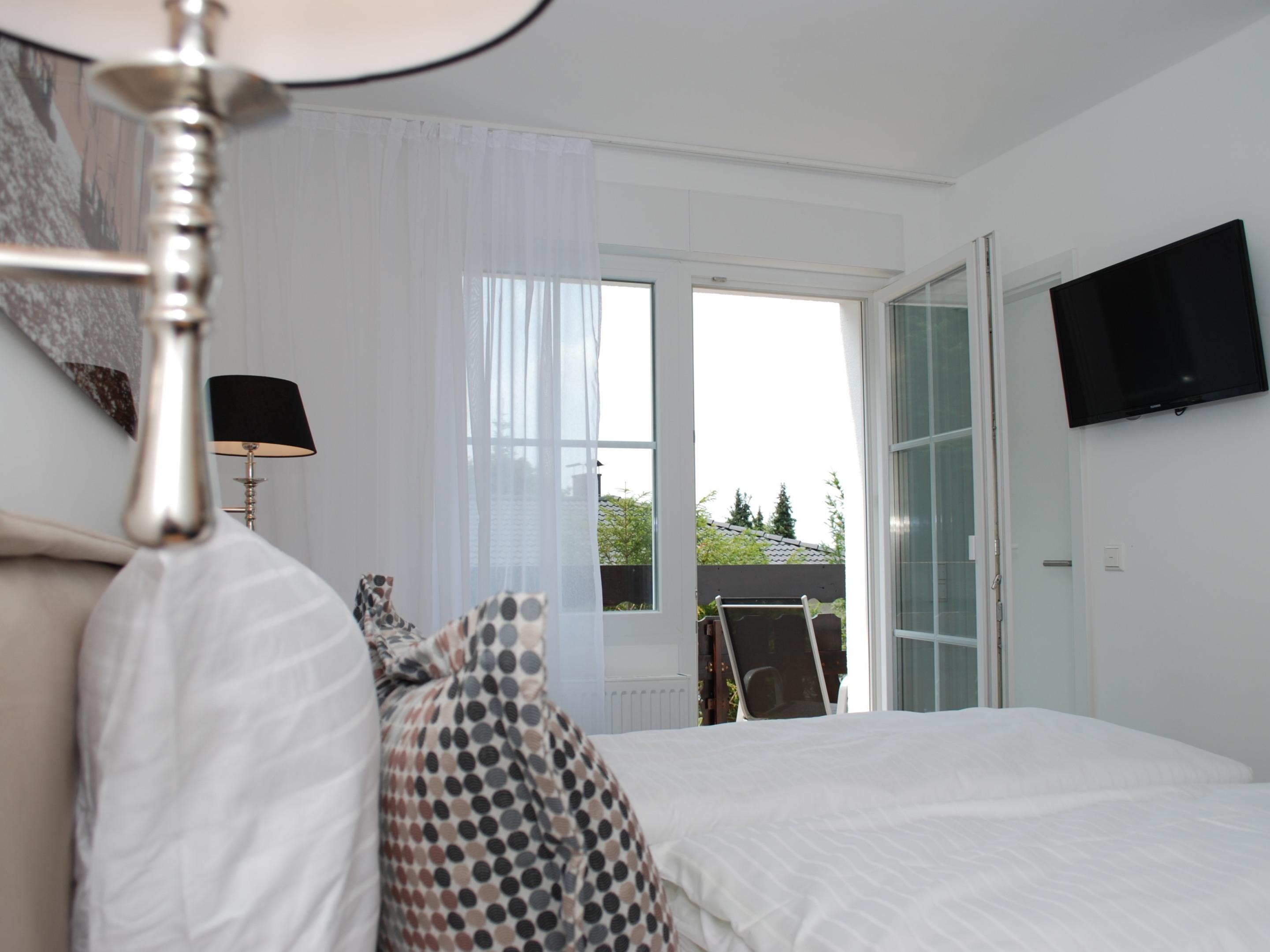 Standard-Einzelzimmer-Eigenes Badezimmer-Balkon