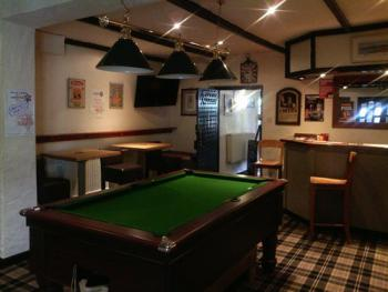 Our pool darts & games room