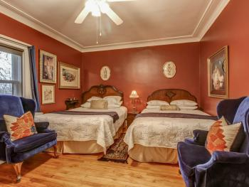 The Queen Suite/Private Ensuite
