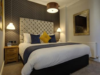Tyndale B&B Torquay - Deluxe Double Room - Room Four