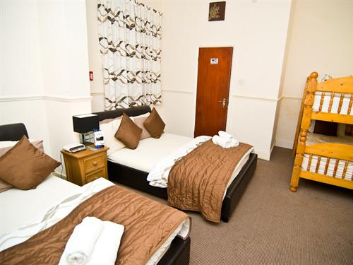 Family room-Ensuite-6 Persons