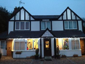 Achill Guest House - Achill  House at Christmas
