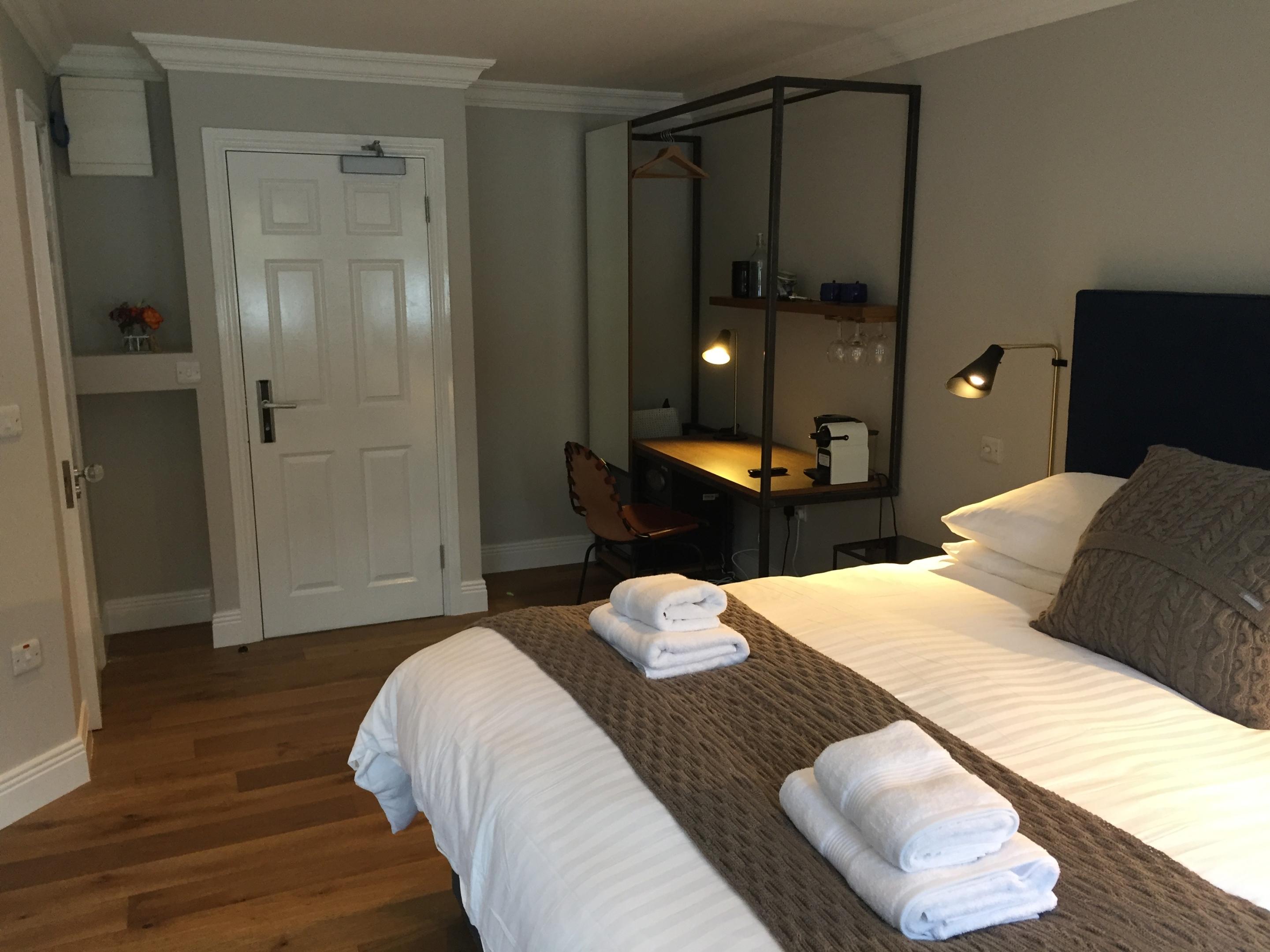 The Quietest room in Dublin