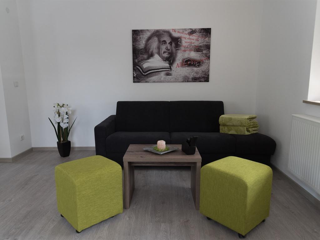 Wohnung Einstein