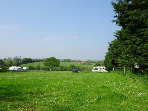 Camp site - tents & motorhomes