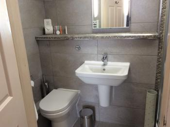 New En-suite Shower Room