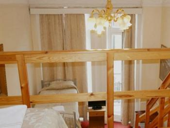 Family room-Superior-Ensuite- with Mezzanine floors