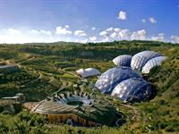 The Eden Project - 1.3 Miles (2 Km)