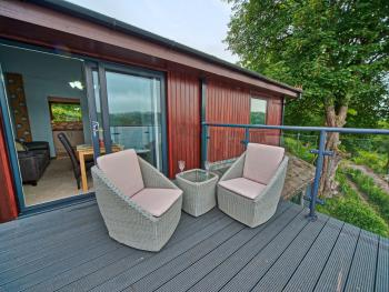 Arenig Lakeside Suite - balcony