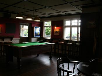 Pool Table & Juke Box