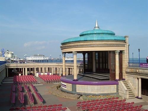 Outdoor theatre in Eastbourne