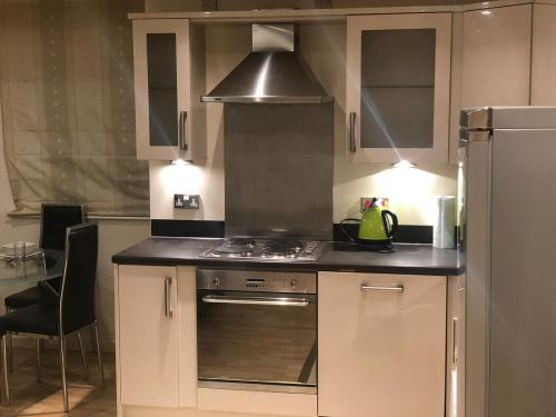 Kitchen Hob and Work Surface