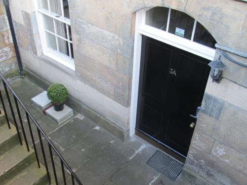 Independent Access to Lantern Guest House