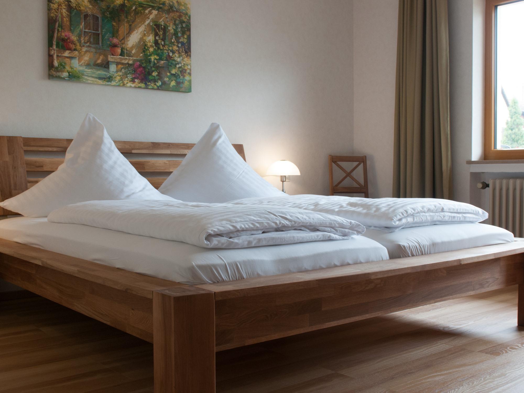 Doppelzimmer-Standard-Ensuite Dusche.