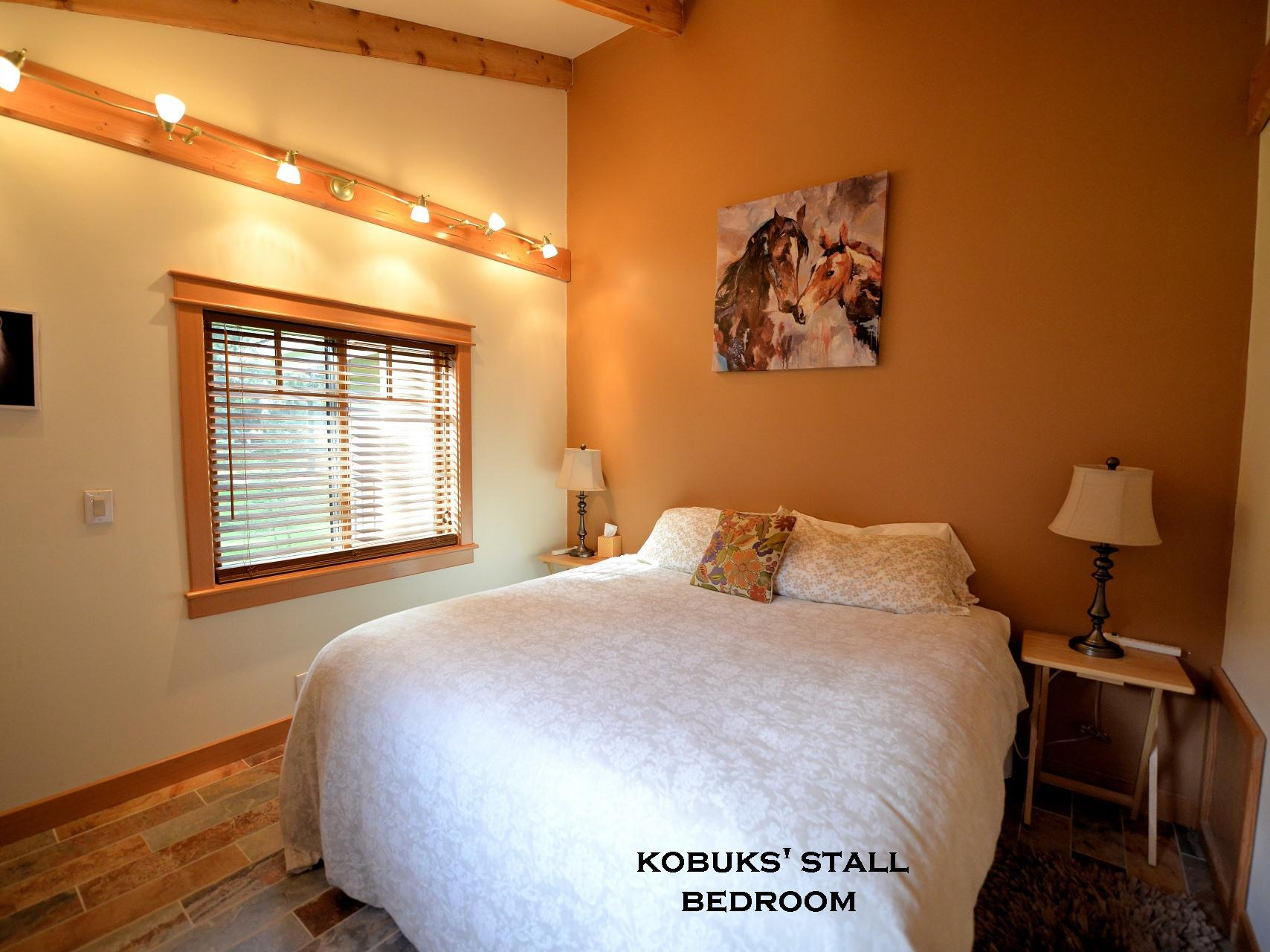 Kobuk's Stall/Cottage
