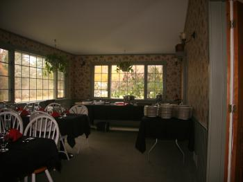 an onsite catering event