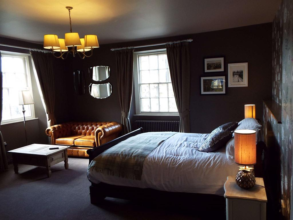 Double room-Deluxe-Ensuite with Bath-Park View-Superking