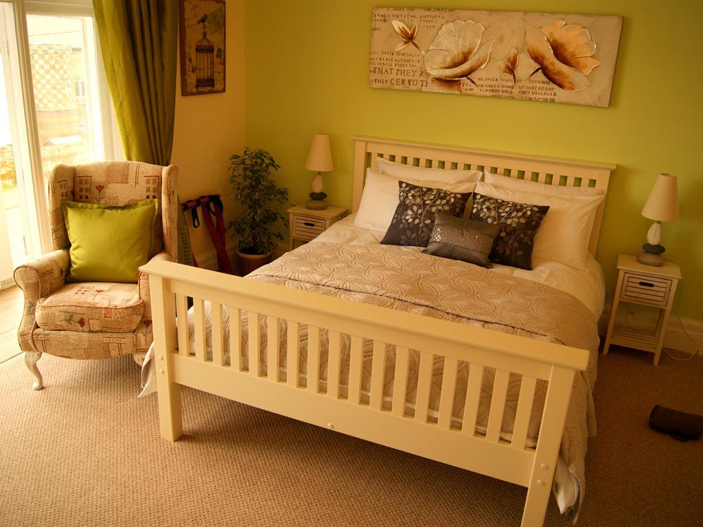 Superior Double Room with Balcony and Sea Views - 1st floor (Pine room)
