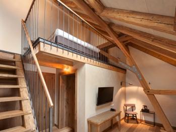 Suite-Ensuite Bad-Maisonett - D'Droibodn