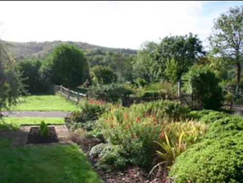 3 acre gardens and South Downs National Park