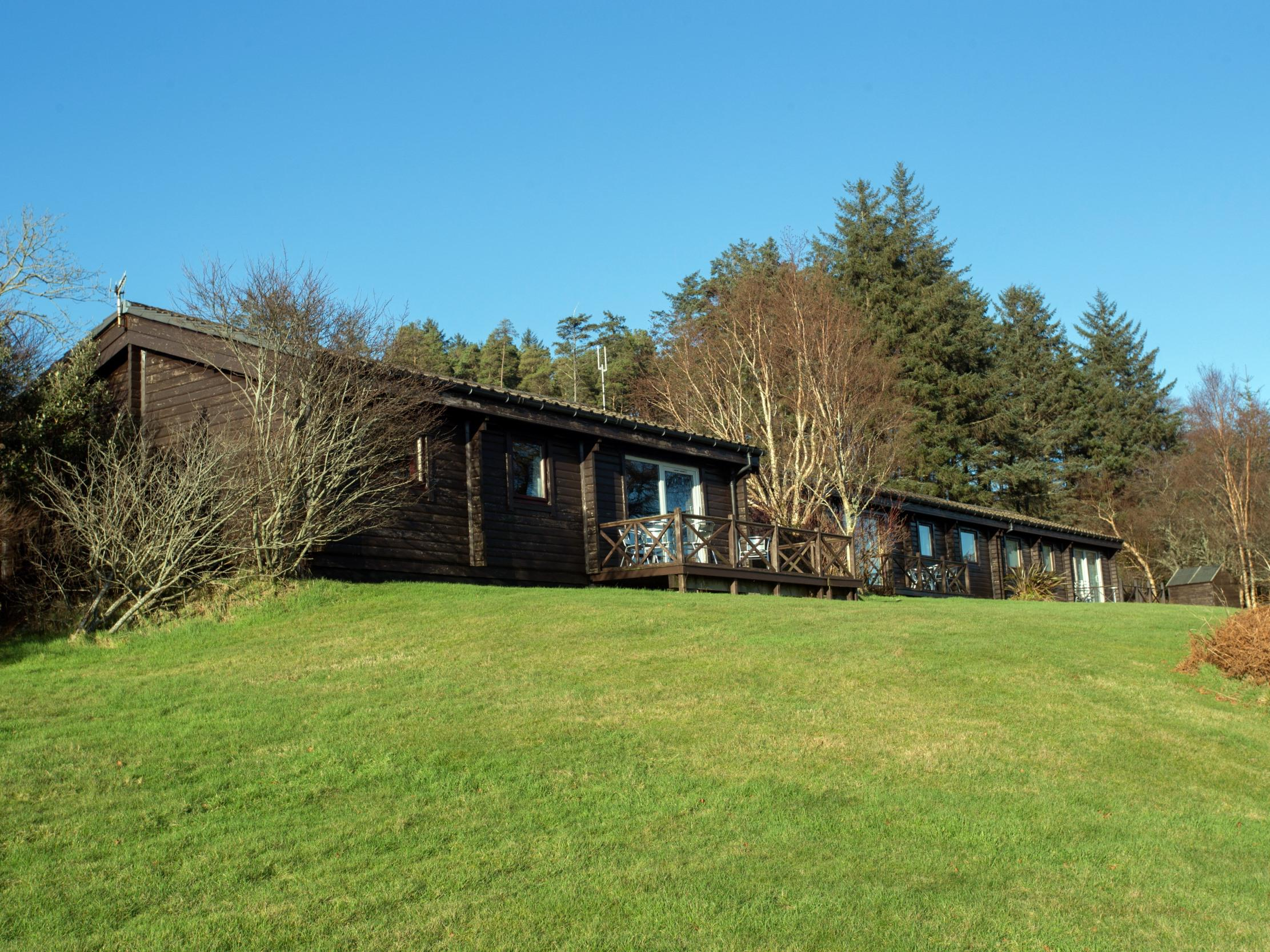 Glengarry Lodge (ramped access)