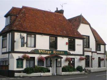 Village House Coaching Inn - Pub front entrance