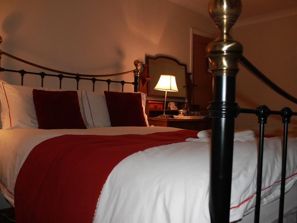 Double room-Ensuite-Kingsize (The Red Room) - Double room-Ensuite-Kingsize (The Red Room)