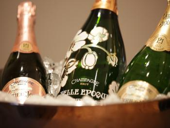 Champagne Celebrations at Blanch House