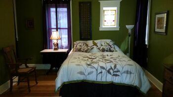 Thomas Hardy Bedroom