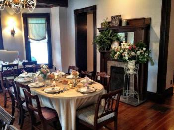 Dining room - special events