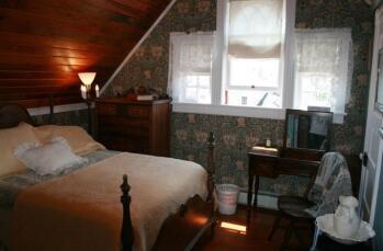 Samuel Coleridge Guestroom