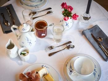 Le petit déjeuner - Domaine le Clos du Phare - Le Manoir