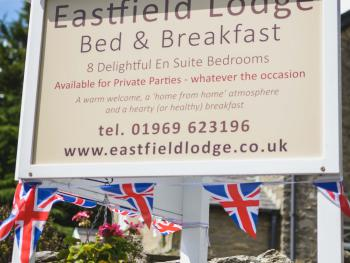 Eastfield Lodge - Welcome
