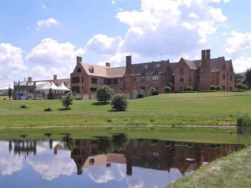 View of the back of the house form our lakes