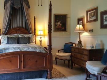 Victorian Guest Room
