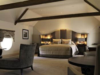 Luxury Double or Twin Ensuite Courtyard Bedroom