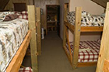 Quad room-Ensuite-Standard-Bunk Room - Base Rate