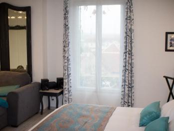 Canelle - Junior Suite - Au Clos Paillé - Hôtel Charme & Caractère - La Roche Posay - Cure Thermale - Hébergements