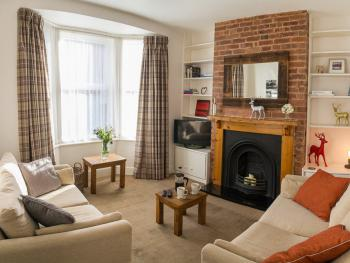 Jutes House Exeter - The Cosy Lounge