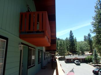 Balcony Loft Room